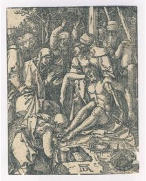 The Lamentation (Die Beweinung).