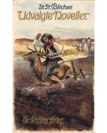 Originale tegninger til Udvalgte Noveller